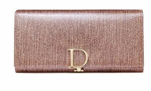 3f230a5552693 Błyszczący portfel damski elegancja styl skóra hit
