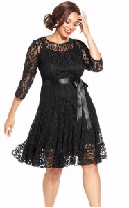 6f4618db1f67 Sukienka koronkowa czarna plus big size
