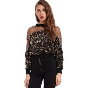 586b1c7f01a502 Stylowa bluzka koszula seksowna crop top rozmiar uniwersalny