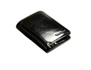 032a4d532c8a5 Męski portfel gruba skóra bydlęca klasyk hit