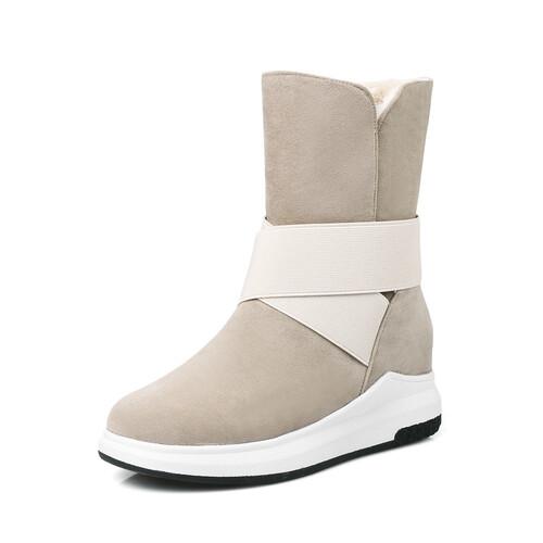 Kobiece zimowe buty damskie ocieplane SPORTOWE 35 43