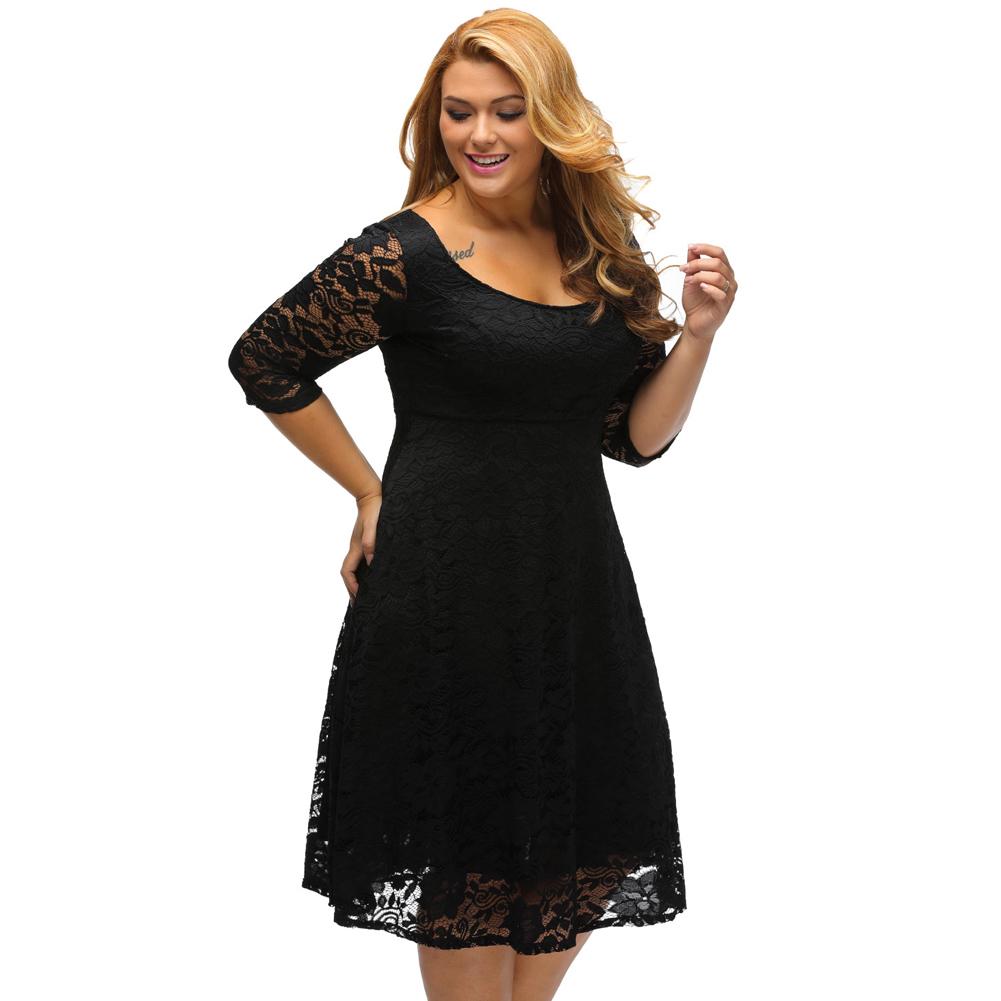 f5573e292e5a sukienka koronkowa duże rozmiary biała  sukienka koronkowa duże rozmiary  czarna ...