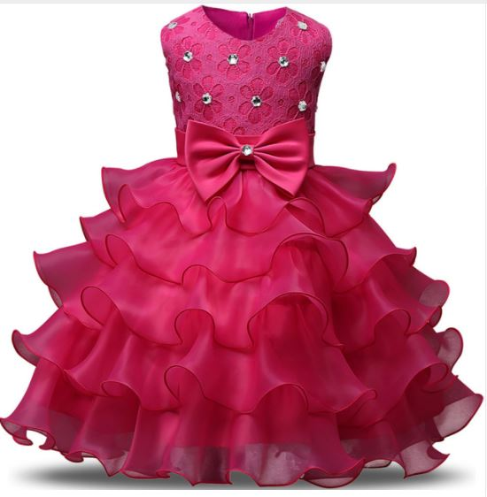 Sukienka Dziewczynki Księżniczki Królewny Tiul Modito